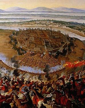 Franz Geffels: The Relief of Vienna, 12 September 1683
