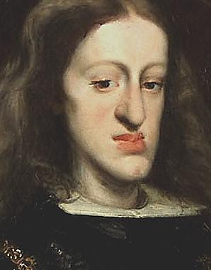 Juan Carreño de Miranda: King Charles II of Spain