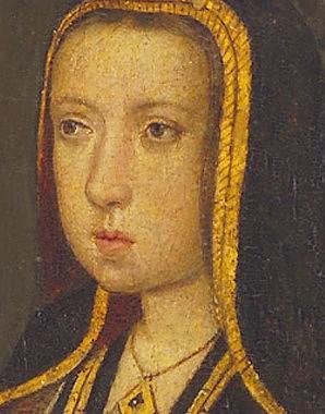 Meister der St. Georgsgilde (zugeschrieben): Margarete von Österreich im 14. Lebensjahr, um 1494