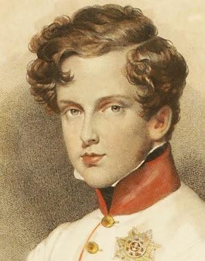Napoleon Franz Bonaparte, Herzog von Reichstadt, Radierung
