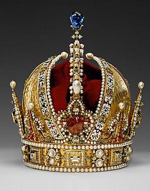 Österreichische Kaiserkrone (= rudolfinische Hauskrone)
