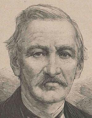 Porträt Gottfried Semper