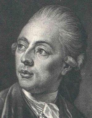 Porträt Joseph Freiherr von Sonnenfels