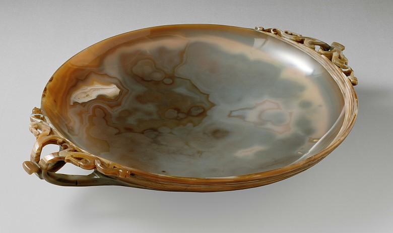 Agate dish, 4th century