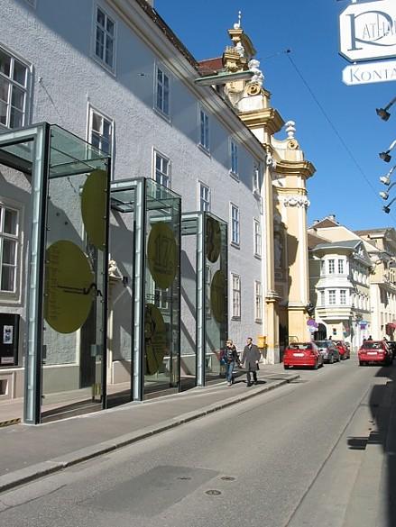 Außenansicht Stadtmuseum St. Pölten