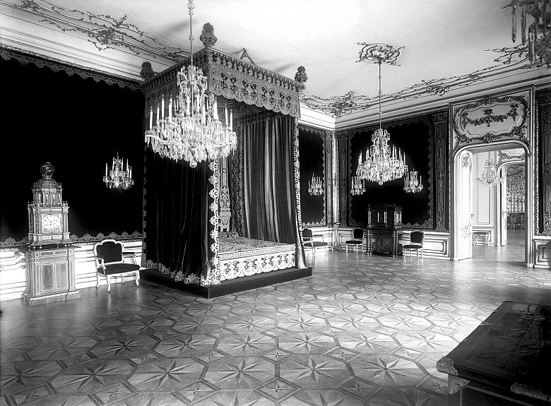 The Ceremonial Apartments in the Vienna Hofburg, Leopoldine Wing (today the offices of the Federal President …