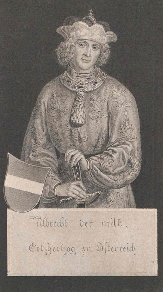 Erzherzog Albrecht VI.