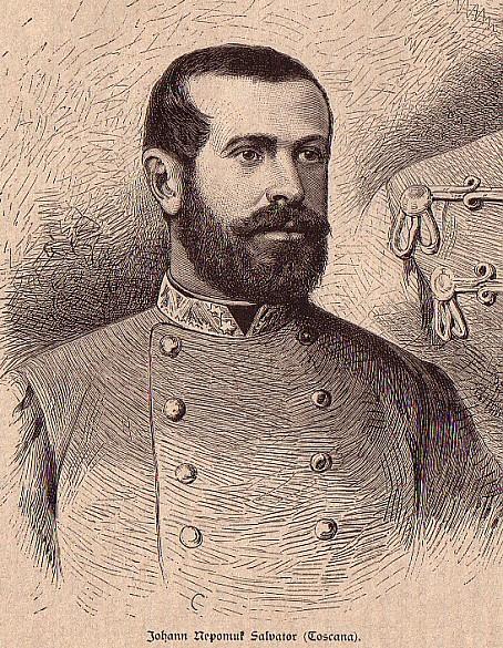 Archduke Johann Nepomuk Salvator