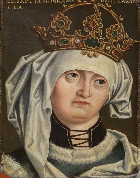 Antoni Boys (genannt Anton Waiss): Elisabeth, Gemahlin Albrechts I.