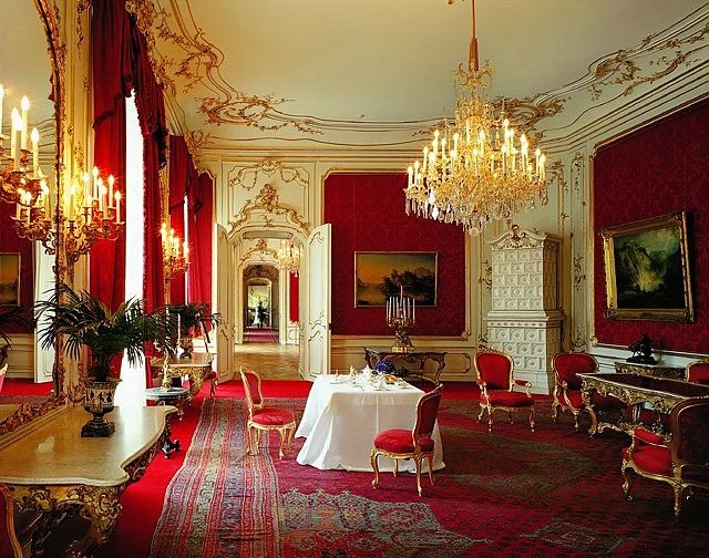 Grand Salon of Empress Elisabeth in the Imperial Apartments