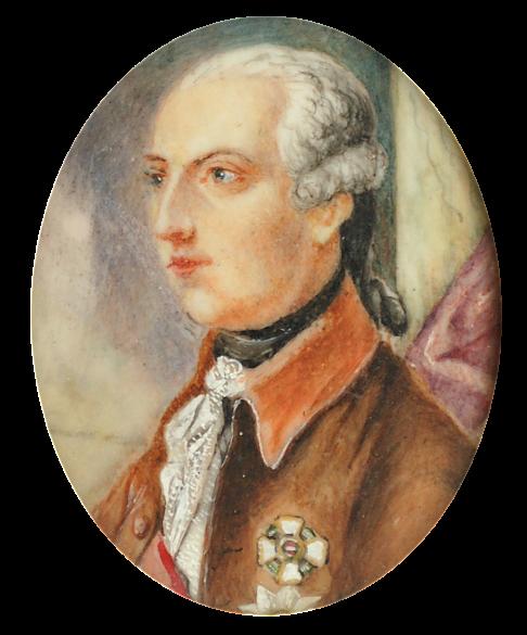 Joseph II., Miniaturbild