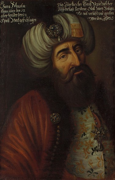 Kara Mustafa, Grand Vizier of the Ottoman Empire