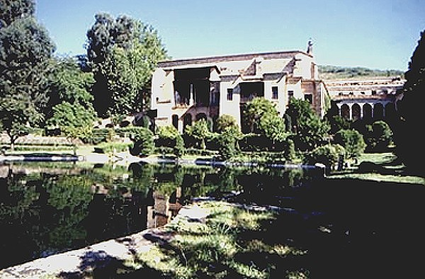Kloster Yuste - der Palast Karls V.