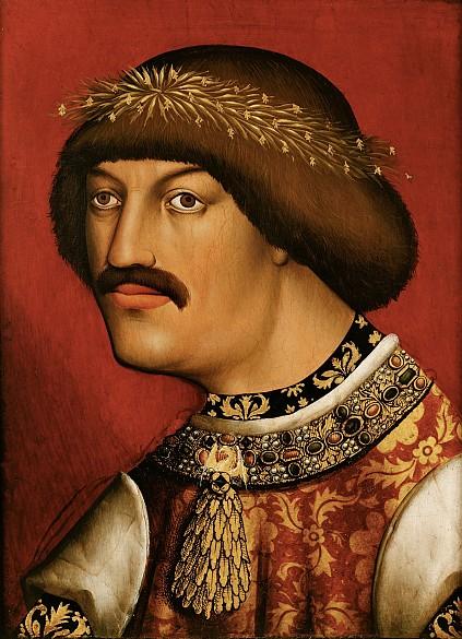 King Albrecht II, 16th century