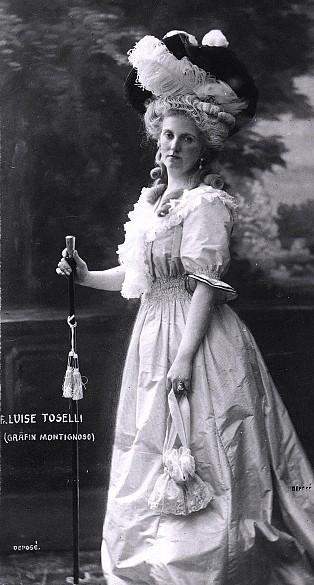 Kostümbildnis der Luise, Erzherzogin von Österreich-Toskana