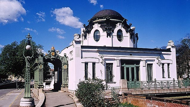 Otto Wagner Hofpavillon Hietzing