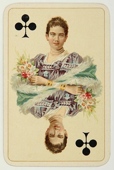 Pikkönigin der Kaiser-Jubiläumskarten