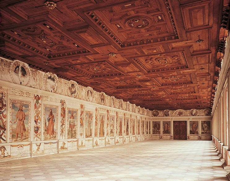 Schloss Ambras: Spanischer Saal