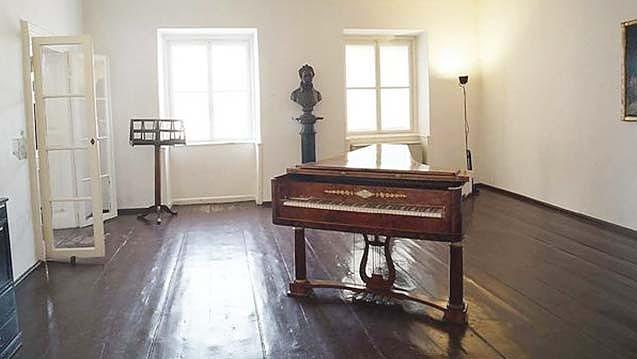 Schubert Sterbewohnung
