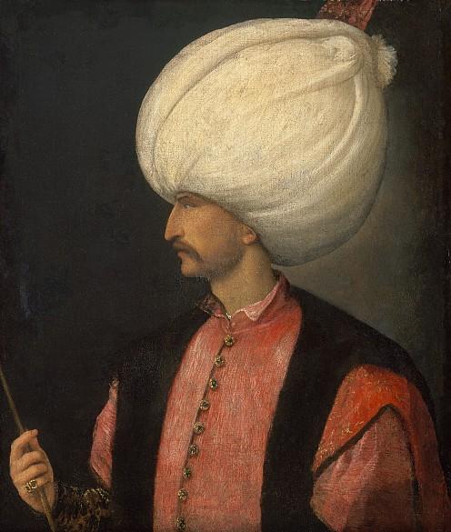 Sultan Suleiman II, c. 1530/40