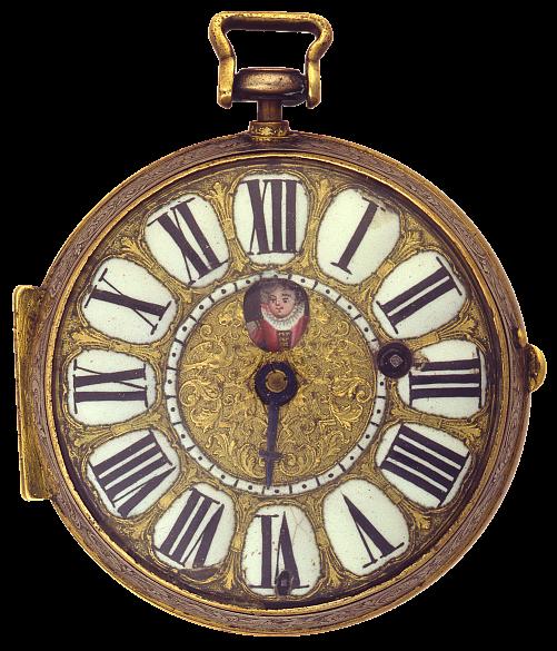 Pocket watch, c. 1800