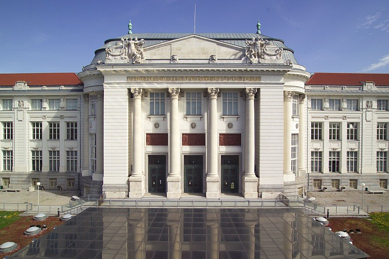 Technisches Museum Wien Vorderansicht