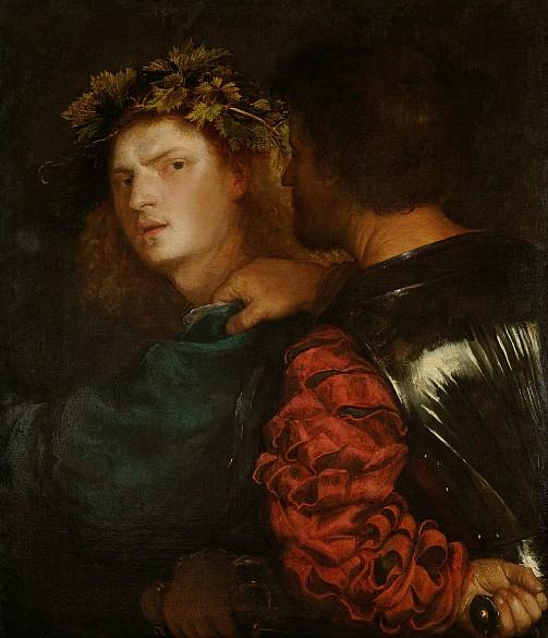 Tizian: Der Bravo, um 1515/20