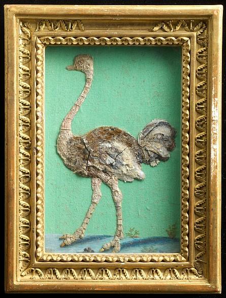 Ostrich, c. 1610