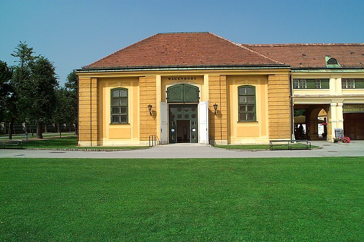 The Museum of Carriages in Schönbrunn