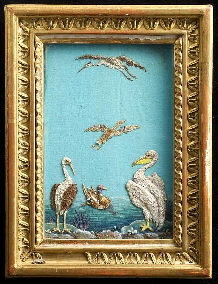 Wasservögel, um 1610
