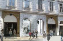 Fassade Dom Museum Wien