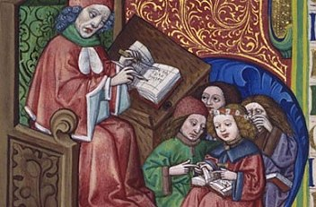 Alexander von Villedieu: Doctrinale puerorum, Initiale