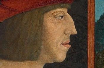 Bernhard Strigel: Familie des Kaisers Maximilian I., nach 1515