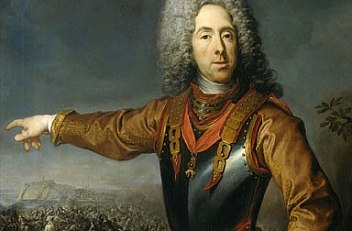 Jacob van Schuppen: Prince Eugene of Savoy, oil painting, after 1717