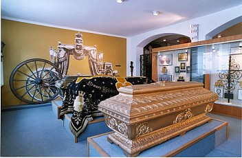 Vienna Funeral Museum of the Bestattung Wien