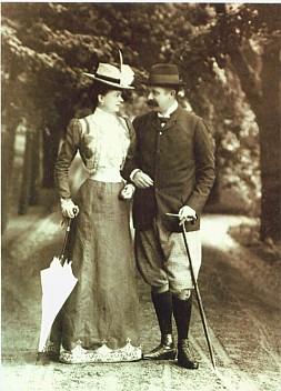 Erzherzog Franz Ferdinand und Sophie