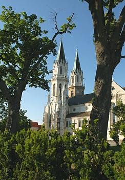 Monastery basilica