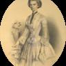 Eduard Kaiser: Elisabeth. Empress of Austria, etc., print, 1854