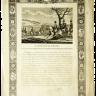 Francois Pigeot: Napoleon vor Schönbrunn, Kupferstich, 1805