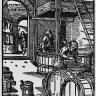Jost Amman: Brewer (*Das Ständebuch*), 1568