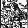 """Jost Amman: Kramer (""""Ständebuch""""), 1568"""