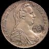 Maria Theresa thaler, 1780
