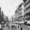 Vienna, Mariahilfer Straße. Photograph, c. 1908